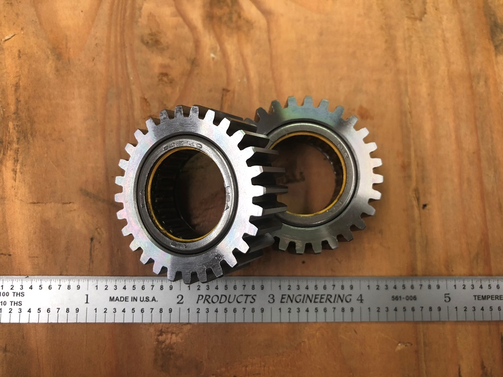 AKA - Reversing Gears SOUTH BEND LATHE 16 INCH TWIN GEARS KIT