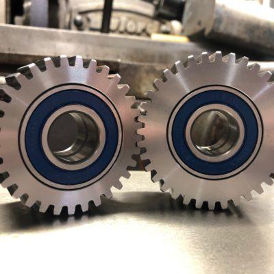 SOUTHBEND 16 TWIN GEARS AMERICAN MACHINE & GEAR WORKS