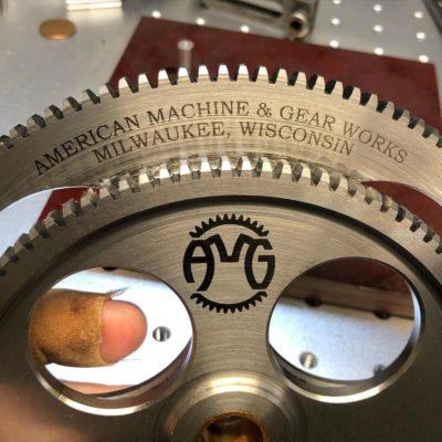 SouthBend Metric Transposing Gear AMERICAN MACHINE & GEAR WORKS